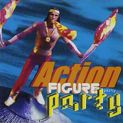 Afp [European Import] by Action Figure Party (2001-05-22)