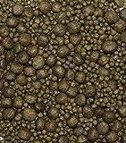 Wohnkult TOP Premium Koifutter mit Spirulina in 3 mm und 6 mm 5 Liter und 10 Liter oder als Mix Teich Koi Goldfisch Stör (3 und 6 mm Mix / 5 Liter)