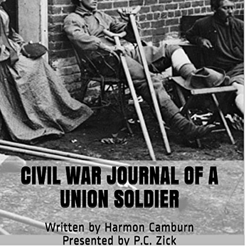 Couverture de Civil War Journal of a Union Soldier
