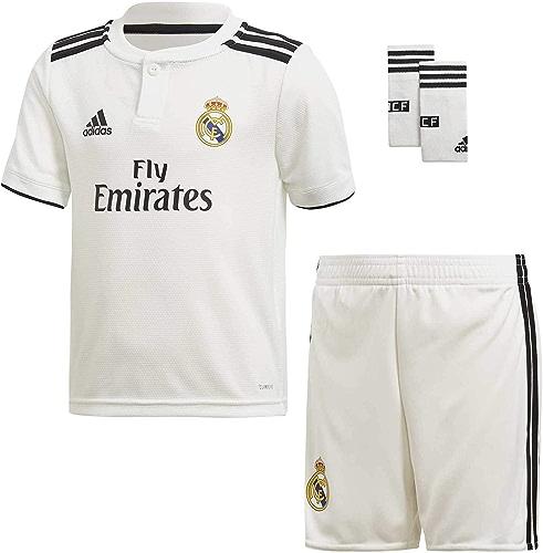 Adidas Kit - Personnalisable - Première équipe Real Madrid Original 2018 2019