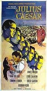 Julius Caesar POSTER Movie (14 x 36 Inches - 36cm x 92cm) (1953) (Insert Style A)