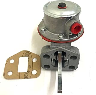 New Fuel Pump for Massey Ferguson 2641A068 Perkins 1006T JCB Loader 435 For MF 5400 5465 6400 6465 6475 6480 7000 7465 7475 7480 Comes with gasket 4 holes