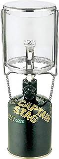 キャプテンスタッグ(CAPTAIN STAG) キャンプ 防災用 ガス ランタン ライト 照明 フィールド L 圧電点火装置付UF-8