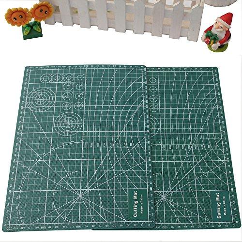 PVC Cutting Mat A4 Self-healing Cut Board Pad Patchwork Tools Handmade DIY Polymer Clay Accessory Cutting Plate 11.818.66 inch