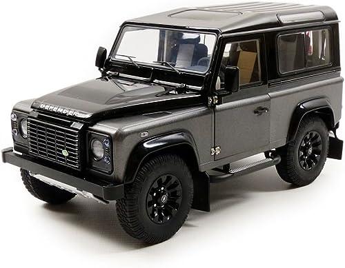 Todo en alta calidad y bajo precio. Kyosho KY8901CGR 1  18 Land Land Land Rover Defender 90 Finald Edition Corris Autobiografía Modelo Escalado Vehículo  más vendido