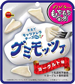 ブルボン グミモッツァヨーグルト味 40g ×10袋