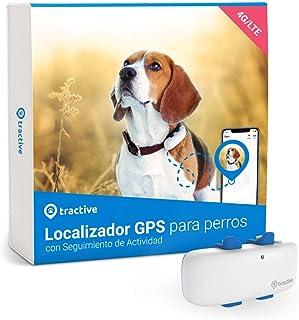 Tractive GPS Dog 4 - Localizador GPS Perros y Seguimiento de