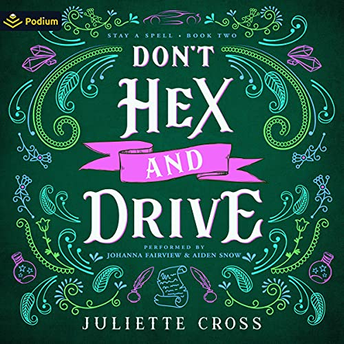 Don't Hex and Drive Book Cover