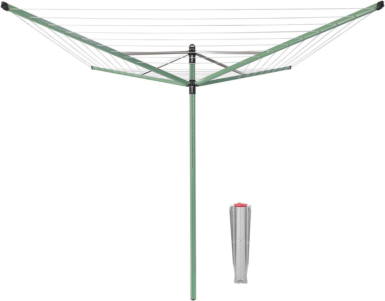 Brabantia Max 55% OFF Popularity Outdoor Washing Line Metre Green 50 Leaf