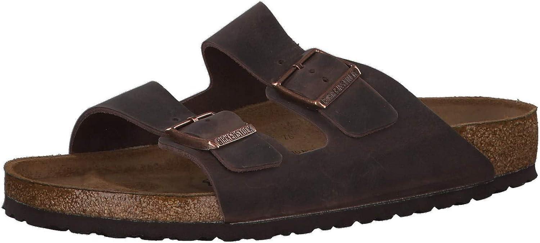 Birkenstock Arizona トラスト Soft 新商品 Footbed - Unisex Leather
