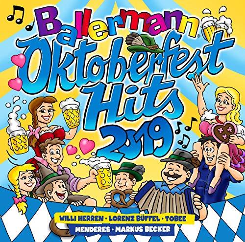 Ballermann Oktoberfest Hits 2019