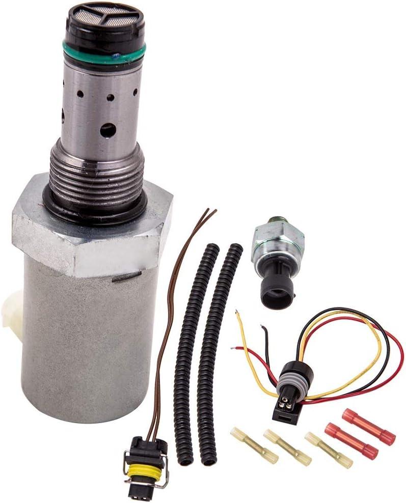 上質 Fuel AL完売しました Injection Pressure Regulator w Sensor F- IPR ICP for Ford