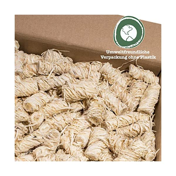 grillas Pastillas de Encendido Ecológicas Enceradas   Encendedores de Barbacoa de Madera Natural   Pastillas de Lana de Leña para Chimeneas, Estufas, Fogatas, Ahumadores (3 kg (200 unidades))