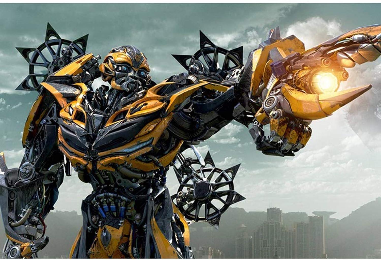 producto de calidad WZJ-Puzzle 300 500 1000 1500 Piezas de Rompecabezas Rompecabezas Rompecabezas de Madera, Transformadores de película 4 Optimus Prime Bumblebee (Color   A, tamaño   1500pcs)  moda