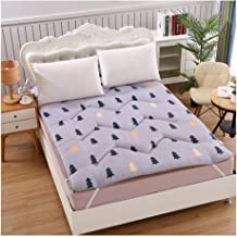 Tatami Mattress, Japanese Futon Mattress Tatami Floor Folding Mattress Futon Furniture Mattress Soft Bedroom Mattress Thic...