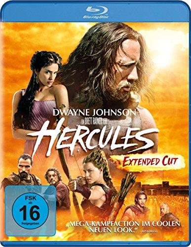 Hercules - Extended Cut [Blu-ray]