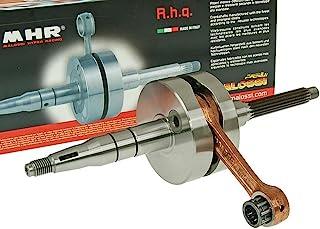 Kurbelwelle MALOSSI MHR TEAM RHQ 80mm /10mm   YAMAHA Aerox 50 Cat (ab Bj. 2003) Typ:SA14