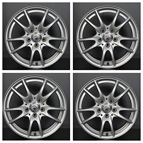 Original Mercedes A B Klasse W169 W245 A1694012702 Felgen Satz 16 Zoll NEU LM3