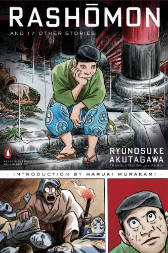 Rashomon and Seventeen Other Stories (Penguin Classics) (English Edition)