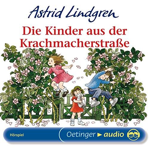 Die Kinder aus der Krachmacherstraße Titelbild