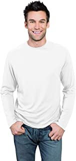 ONNO Men's Long Sleeve Bamboo T-Shirt