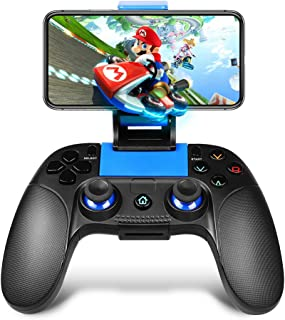 Bigaint Mobile Game Controller,Wireless Controller Compatible with Android/iOS Game Controller for Android