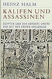 Kalifen und Assassinen: Ägypten und der Vordere Orient zur Zeit der ersten Kreuzzüge 1074-1171 (Historische Bibliothek der Gerda Henkel Stiftung) - Heinz Halm
