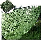 Malla Sombra Camuflaje Net Malla Sombra Persianas Excelente for Acampar Parasol de Disparo Tamaño Decoración de Navidad del Cazador: 4x10m (13 * 32 pies) (Size : 3 * 8m (10 * 26ft))