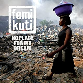 No Place For My Dream by Femi Kuti (2013-05-04)