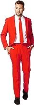 Opposuits Herren OSUI-0014 - Devil Party Kostüm, Rot,Größe 54