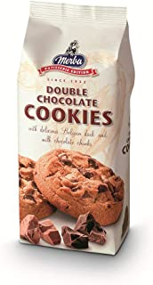 Merba Double Chocolate Cookies, 200 gm (Pack of 1)