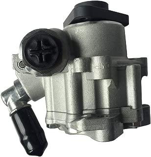 DRIVESTAR 21-5310 Power Steering Pump for 2002 BMW 325Ci 2.5L, 2001-2005 BMW 325xi 2.5L, 2001-2005 BMW 330xi 3.0L, 2001-2002 BMW 330i 3.0L, 2001-2002 BMW 330Ci 3.0L, OE-Quality New Power Steering Pump