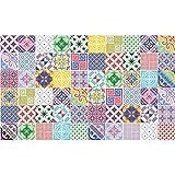 60 Stickers adhésifs carrelages | Sticker Autocollant Carrelage - Mosaïque...