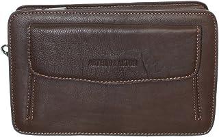 46176113cf Arthur & aston - Pochette Arthur et Aston en cuir ref_ast35906-H-châtaigne-