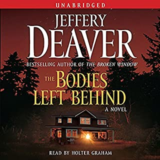 The Bodies Left Behind audiobook cover art