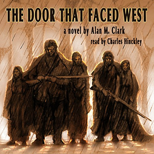 The Door That Faced West audiobook cover art