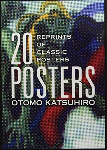 Otomo Katsuhiro: 20 Posters Reprints of Classic Posters