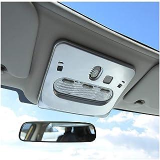 RJJX ABS Auto Innenvorderleselicht Lampen Feld Abdeckungs Ordnung gepasst for Nissan Qashqai J11 2014 2015 2016 2017 2018 2019 Zubehör