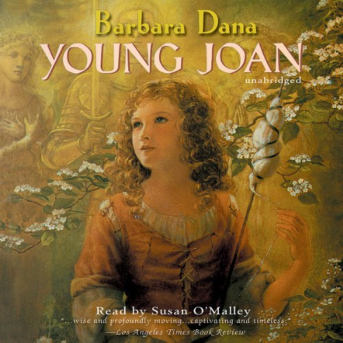 Young Joan audiobook cover art