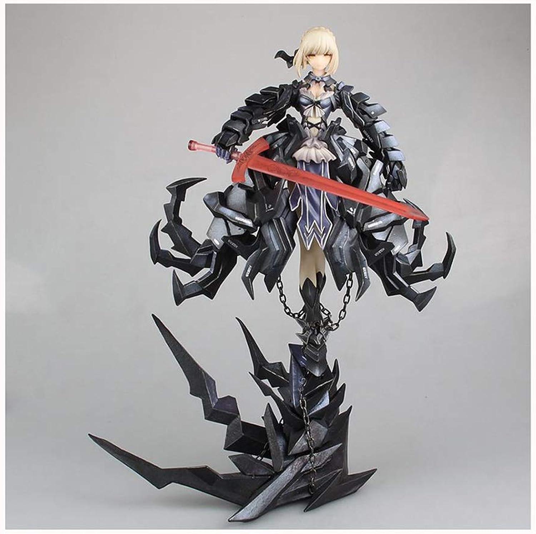 Nuevos productos de artículos novedosos. Anime Juego Personaje Modelo Estatua Hesseba Juguete Alta Alta Alta 33 Cm Material De PVC CQOZ  protección post-venta