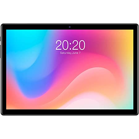 TECLAST M40 Tablet PC 6GB RAM+128GB ROM 10.1 Pulgadas FHD 1920x1200, Android 10 Pie Octa-Core 2.0 GHz, Bluetooth 5.0, 4G Dual SIM/SD, Type-C, 5+8MP Cámara, WiFi+Cellular+GPS, 6000mAh Batería