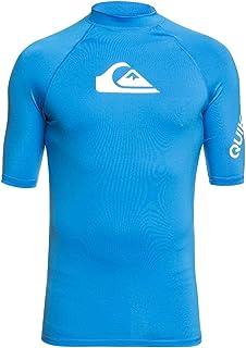 Quiksilver Men's All Time Rash Guard Shirt