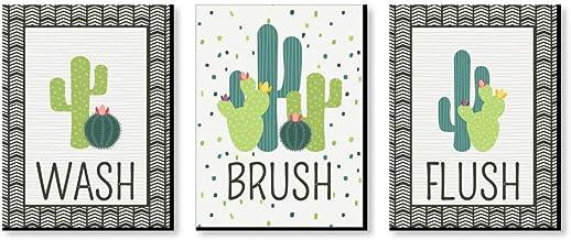 Amazon Com Cactus Bathroom Decor