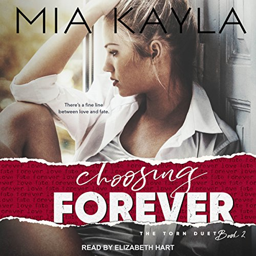 Choosing Forever audiobook cover art