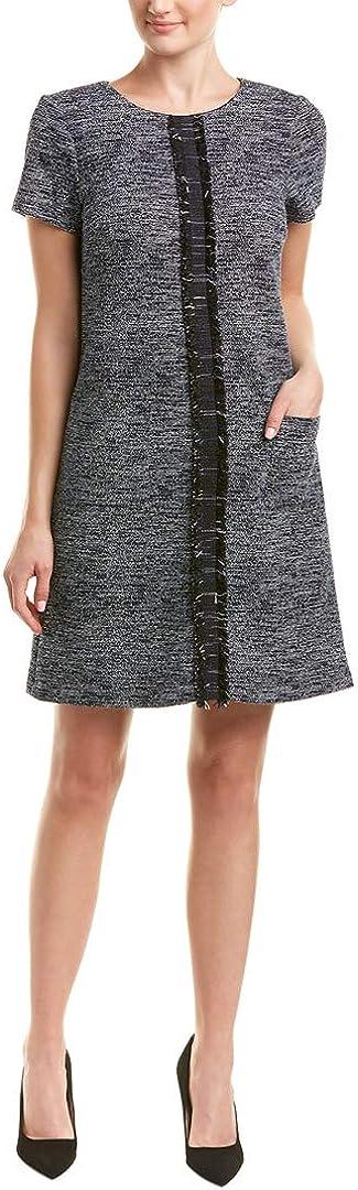 Adrianna Papell Women's Knit Tweed Dress