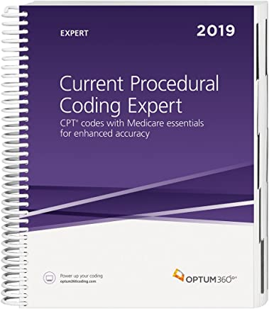 Amazon com: Current Procedural Coding Expert 2019: CPT Codes With