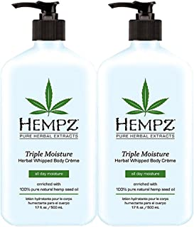 hempz triple moisture