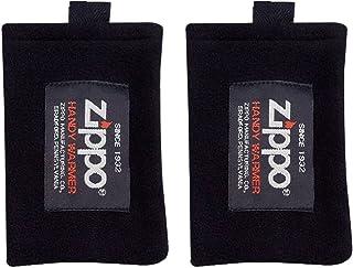 ZIPPO(ジッポー) ハンディウォーマー 交換用 フリース袋 ZHF-BK2 ×2枚 HANDY WARMER FLEECE