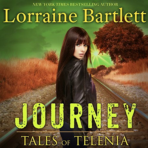 Tales of Telenia: Journey audiobook cover art