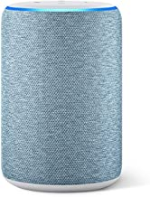 Amazon Echo (3rd Gen) – Improved sound, powered by Dolby (Blue)